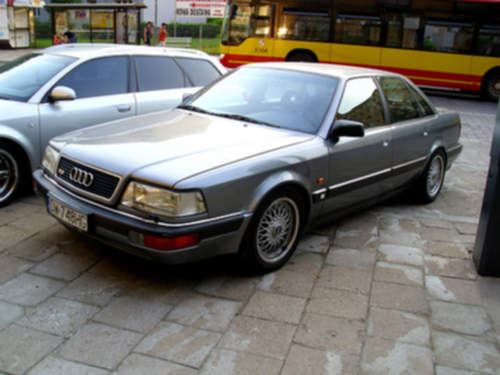 Audi V8 service repair manuals