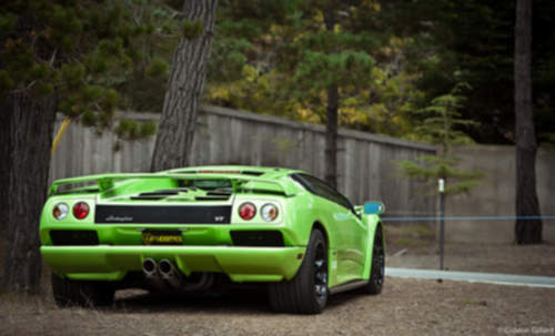 Lamborghini Diablo service repair manuals