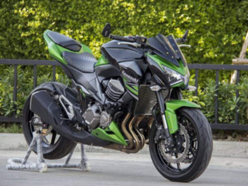 Kawasaki Z800 ABS service repair manuals