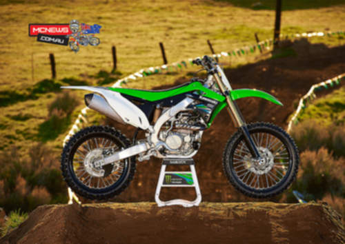 Kawasaki KX450F service repair manuals
