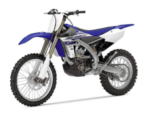 Yamaha YZ450FX service repair manuals