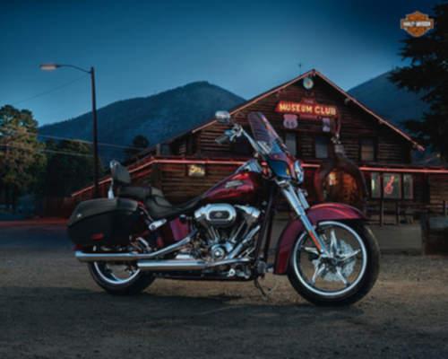 Harley-Davidson FLSTSE3 CVO Softail Convertible service repair manuals
