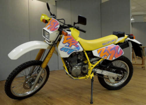 Suzuki DR350S service repair manuals