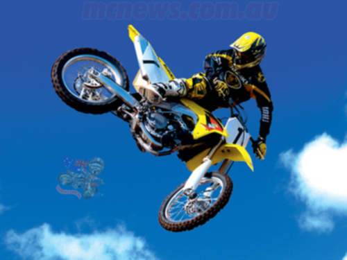 Suzuki RM-Z450 service repair manuals