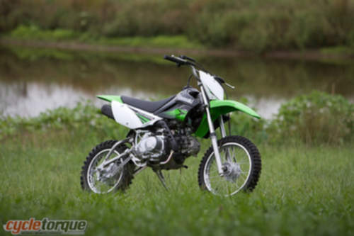 Kawasaki KLX110L service repair manuals