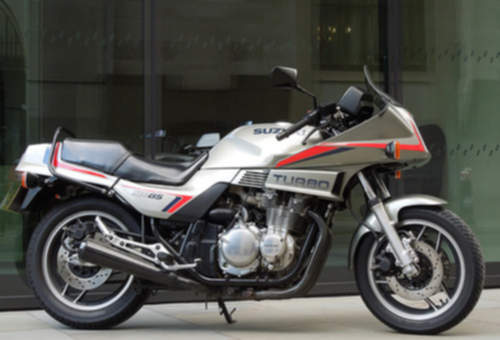 Suzuki XN85 Turbo service repair manuals