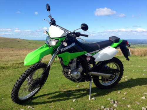Kawasaki KLX250S service repair manuals