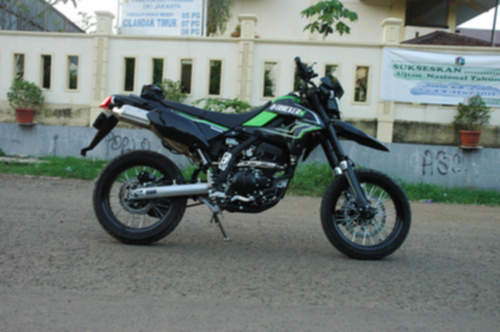 Kawasaki D-Tracker service repair manuals