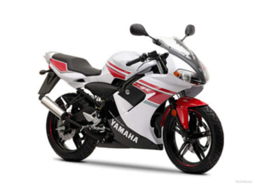 Yamaha TZR50 service repair manuals
