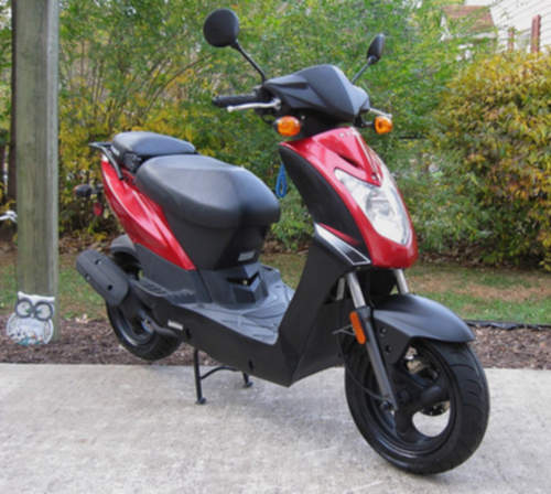 Kymco Agility 50 service repair manuals