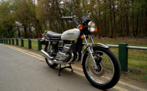 Suzuki GT380 service repair manuals