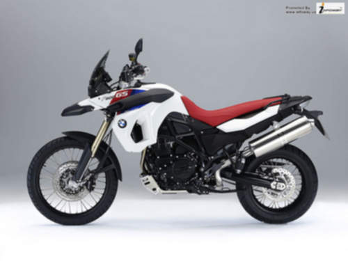 BMW F800GS service repair manuals