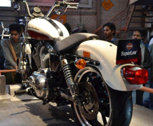 Harley-Davidson SuperLow service repair manuals