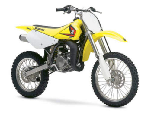 Suzuki RM85L service repair manuals
