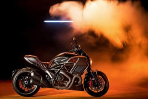 Ducati Diavel service repair manuals
