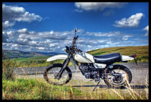 Yamaha XT250 service repair manuals