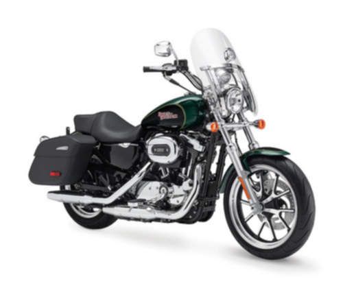 Harley-Davidson XL1200T SuperLow service repair manuals