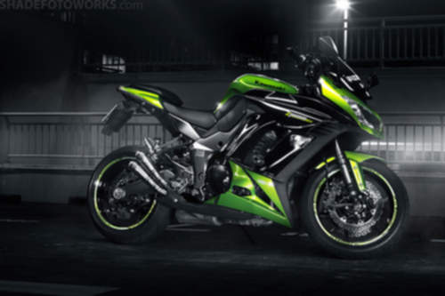 Kawasaki Z1000SX service repair manuals