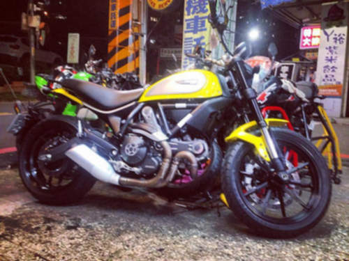 Ducati Scrambler Full Throttle service repair manuals