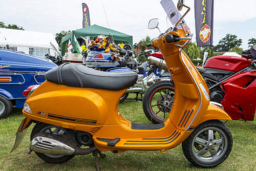 Vespa S50 Scooter service repair manuals