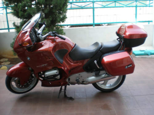BMW R1100RT service repair manuals