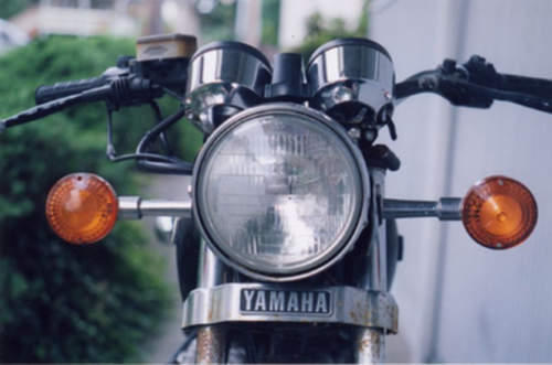 Yamaha XS400 service repair manuals