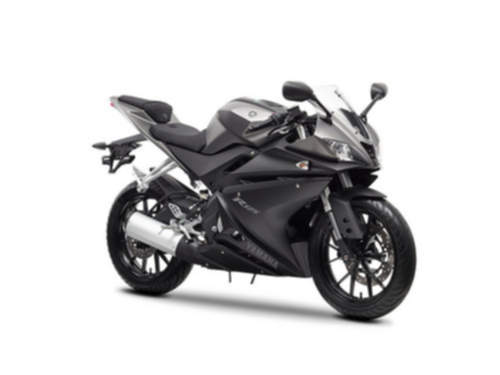 Yamaha YZF-R125 service repair manuals