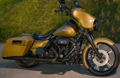 Harley-Davidson FLHTP Electra Glide Police service repair manuals