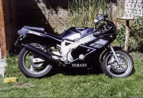 Yamaha FZR600 service repair manuals