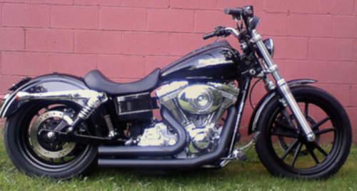 Harley-Davidson FXD-FXDI Dyna Super Glide service repair manuals