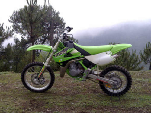 Kawasaki KX85 service repair manuals