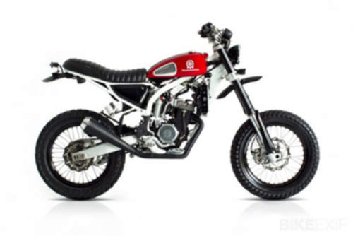 Husqvarna TE250 service repair manuals
