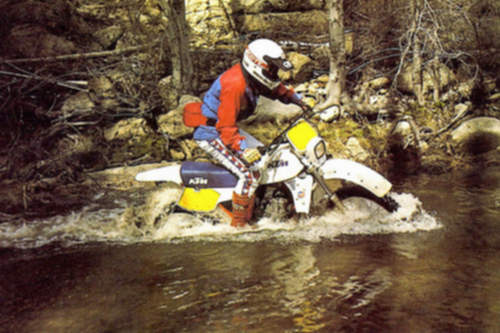 KTM 250 EXC-F Six Days service repair manuals