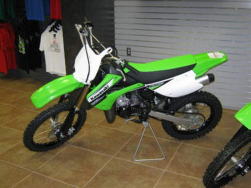 Kawasaki KX100 service repair manuals