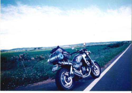 Yamaha FZX750 service repair manuals