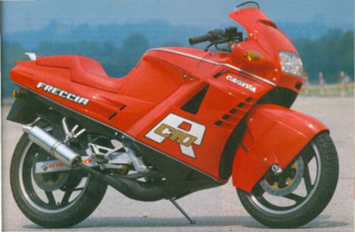 Cagiva Freccia C12R service repair manuals