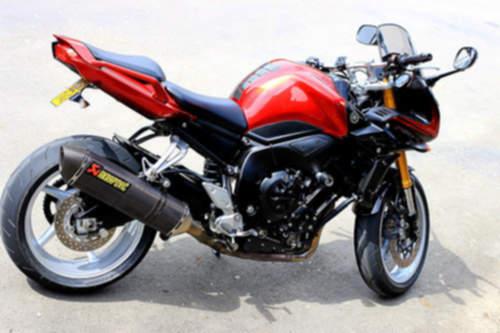 Yamaha Fazer 8 service repair manuals