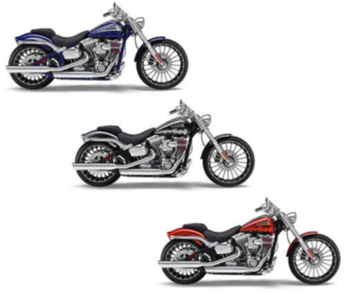 Harley-Davidson FXSBSE CVO Breakout service repair manuals