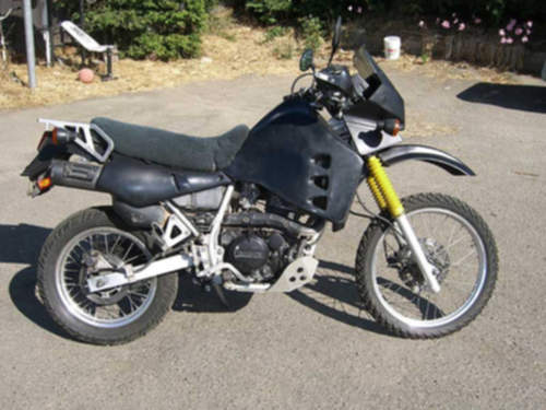 Kawasaki KLR650 service repair manuals