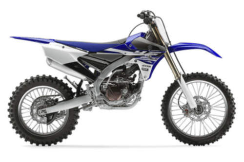 Yamaha YZ250FX service repair manuals