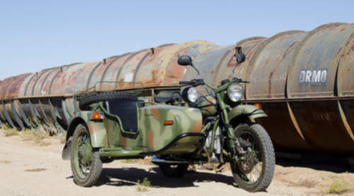 Ural Gear-Up service repair manuals