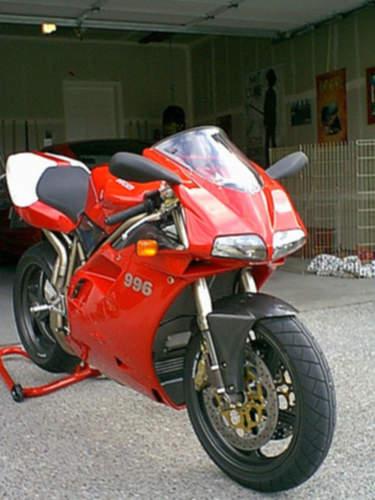 Ducati 996S service repair manuals