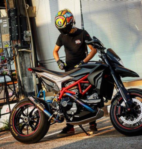 Ducati Hypermotard SP service repair manuals
