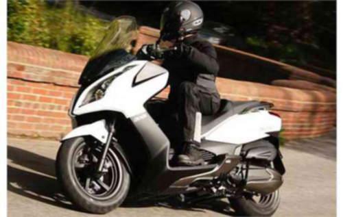 Kymco Downtown 200i service repair manuals