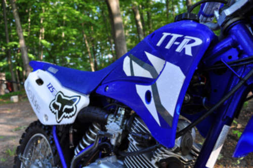 Yamaha TT-R125L service repair manuals