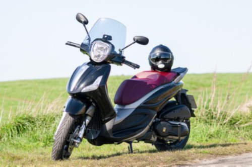 Piaggio BV350 Scooter service repair manuals