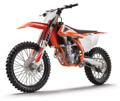 KTM 450SX-F service repair manuals