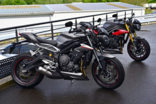 Triumph Speed Triple R service repair manuals