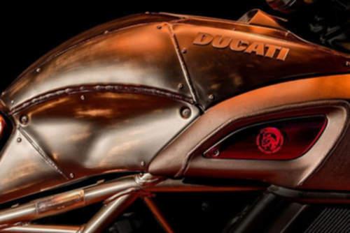 Ducati Diavel Titanium service repair manuals