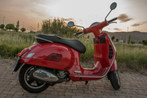 Vespa GTS 300ie Scooter service repair manuals